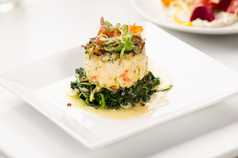Zucchini Crabcake